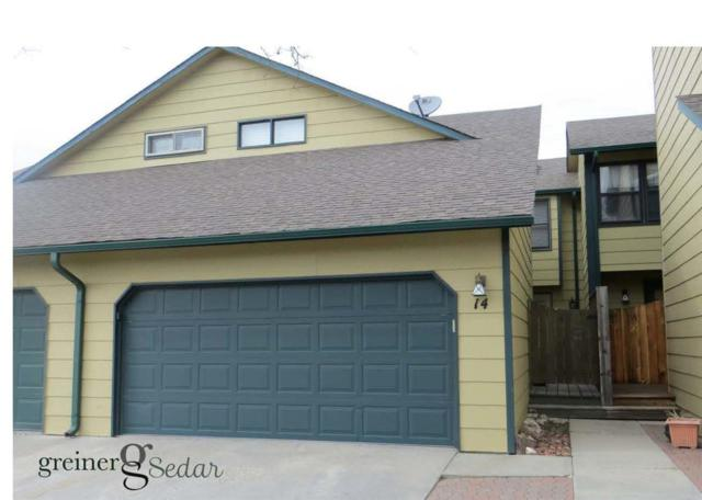 291 Indian Paintbrush #14, Casper, WY 82604 (MLS #20193650) :: RE/MAX The Group