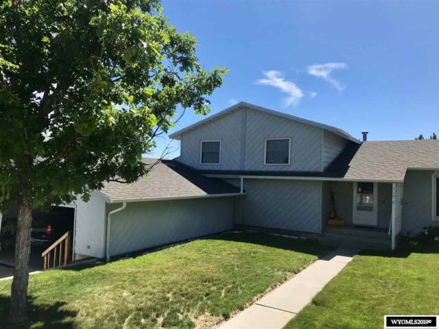 119 Cedar Ridge Drive, Thermopolis, WY 82443 (MLS #20193651) :: Lisa Burridge & Associates Real Estate