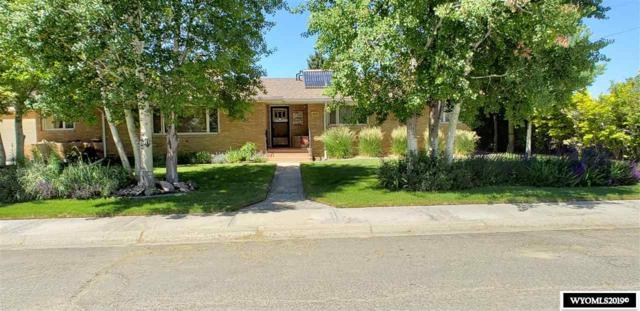 1601 Charles Avenue, Worland, WY 82401 (MLS #20193665) :: Real Estate Leaders