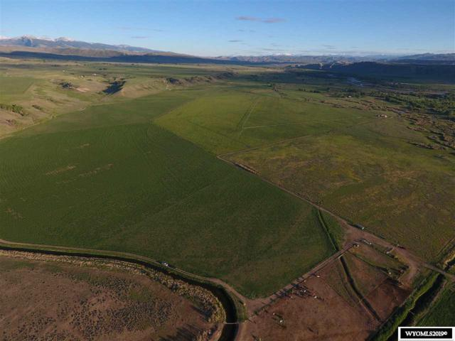 0 E Hwy 26 Highway, Crowheart, WY 82512 (MLS #20193673) :: Real Estate Leaders