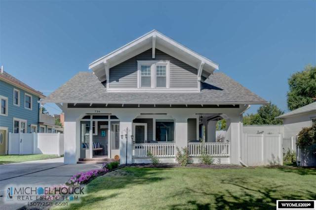 736 S Beech Street, Casper, WY 82601 (MLS #20193691) :: Lisa Burridge & Associates Real Estate