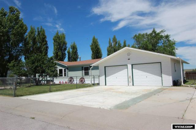 942 Lookout Drive, Glenrock, WY 82637 (MLS #20193698) :: RE/MAX The Group