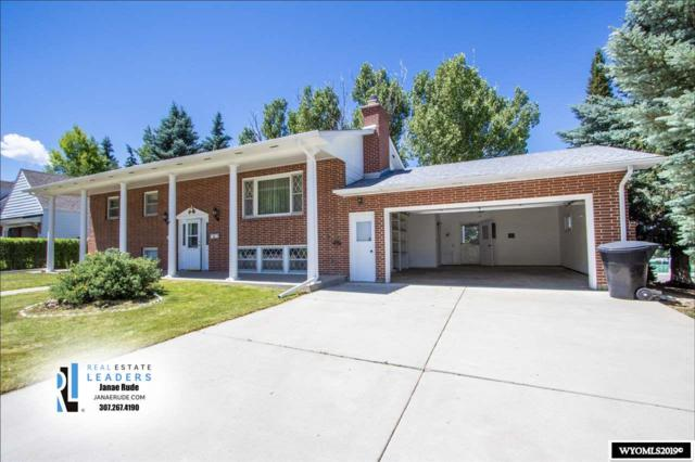 1200 Manor Drive, Casper, WY 82601 (MLS #20193735) :: RE/MAX The Group