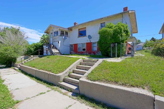 1023 S Chestnut, Casper, WY 82601 (MLS #20193741) :: Lisa Burridge & Associates Real Estate