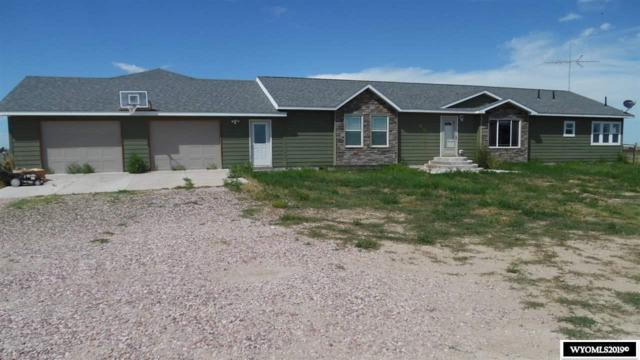 3903 State Highway 152, Yoder, WY 82244 (MLS #20193789) :: RE/MAX The Group