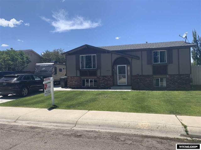 1580 Green River Way, Green River, WY 82935 (MLS #20193791) :: RE/MAX The Group