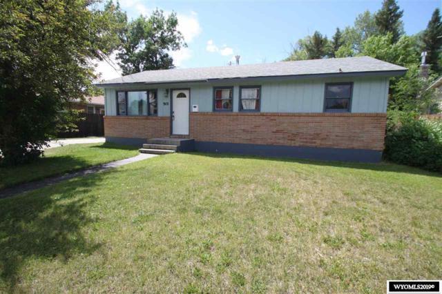 910 Sierra Drive, Riverton, WY 82501 (MLS #20193798) :: Lisa Burridge & Associates Real Estate