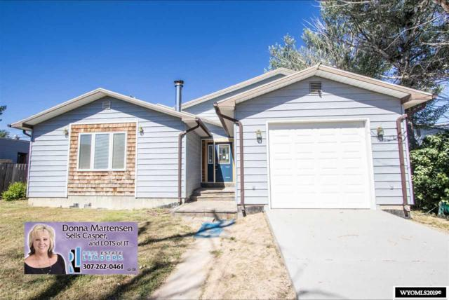 36 S 6th Avenue, Mills, WY 82604 (MLS #20193811) :: RE/MAX The Group