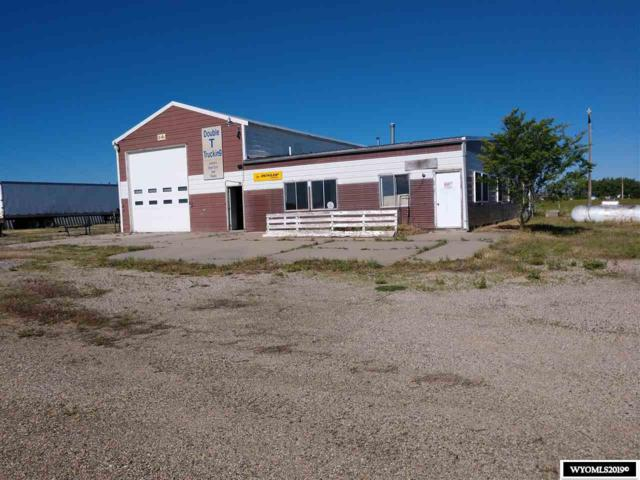 48 S Wheatland Highway, Wheatland, WY 82201 (MLS #20193835) :: RE/MAX The Group