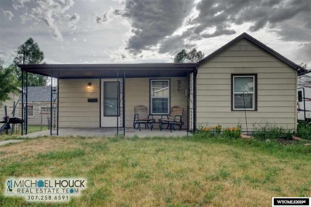 1454 Fenway, Casper, WY 82601 (MLS #20193857) :: Real Estate Leaders