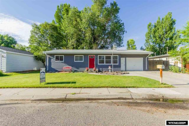 329 Moose Drive, Riverton, WY 82501 (MLS #20193864) :: Real Estate Leaders