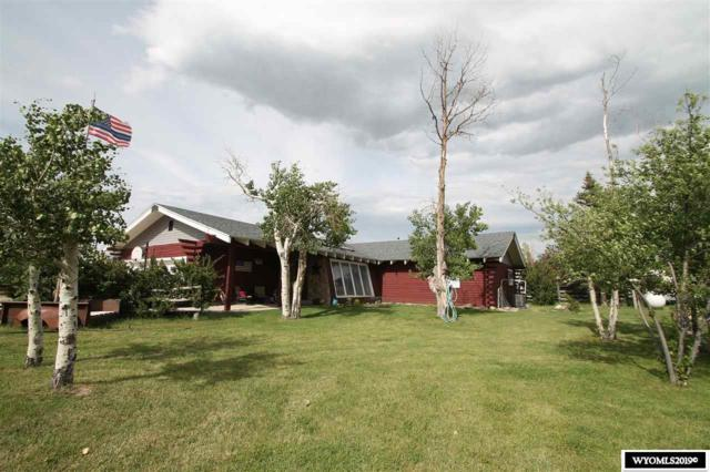 10 Chambers Drive, Lander, WY 82520 (MLS #20193866) :: RE/MAX The Group