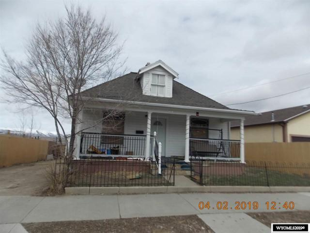 613 Gobel, Rock Springs, WY 82901 (MLS #20193871) :: RE/MAX The Group