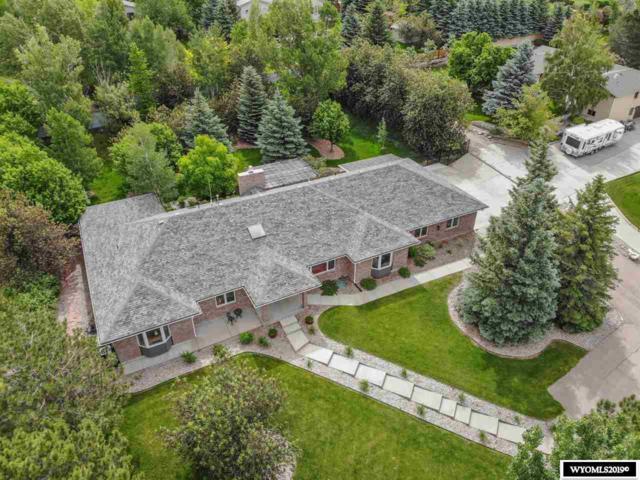 6021 S Poplar, Casper, WY 82601 (MLS #20193876) :: Real Estate Leaders