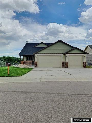 103 Watkins Street, Buffalo, WY 82834 (MLS #20193883) :: Real Estate Leaders