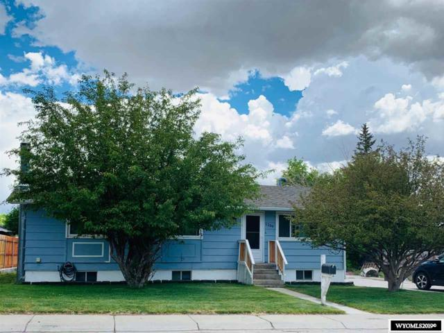 1209 Delta Street, Rawlins, WY 82301 (MLS #20193899) :: RE/MAX The Group