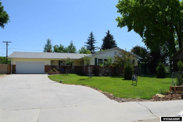 802 Grant Avenue, Glenrock, WY 82637 (MLS #20193911) :: RE/MAX The Group