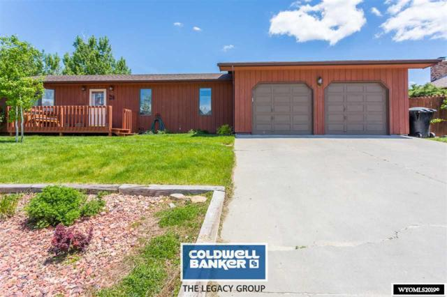 4511 Moose, Casper, WY 82604 (MLS #20193919) :: RE/MAX The Group