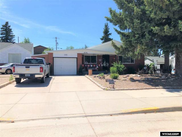 1409 Central, Kemmerer, WY 83101 (MLS #20193922) :: RE/MAX The Group