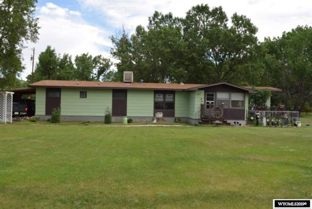 50 Cottonwood Lane, Glenrock, WY 82637 (MLS #20193927) :: RE/MAX The Group