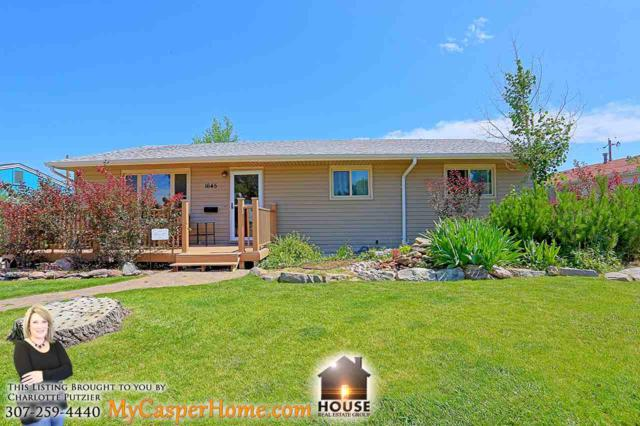 1645 S Elk Street, Casper, WY 82601 (MLS #20193931) :: RE/MAX The Group