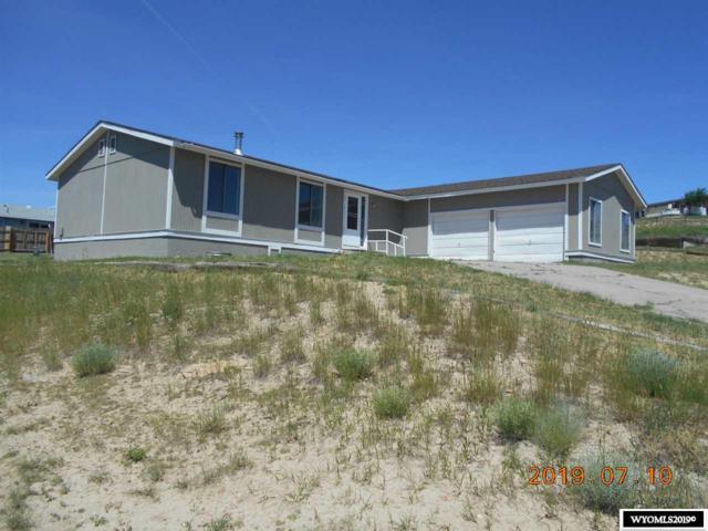 1018 Beryl Drive, Hanna, WY 82327 (MLS #20193933) :: Real Estate Leaders