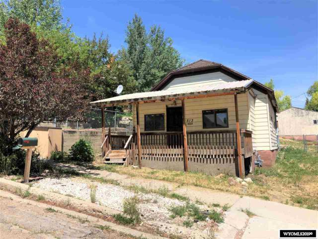 513 Sapphire St, Kemmerer, WY 83101 (MLS #20193960) :: RE/MAX The Group