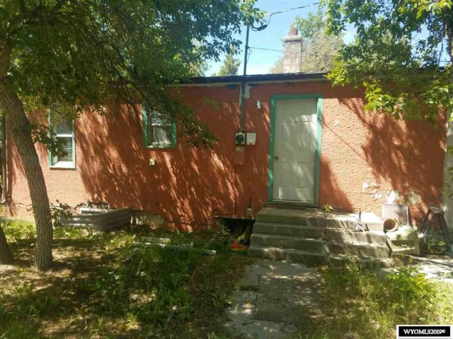 321 Ash Street, Douglas, WY 82633 (MLS #20193969) :: RE/MAX The Group
