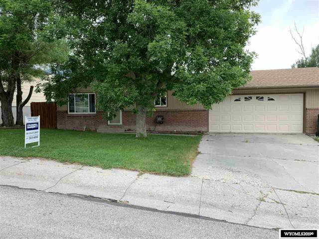 368 Indian Paintbrush, Casper, WY 82604 (MLS #20193975) :: RE/MAX The Group