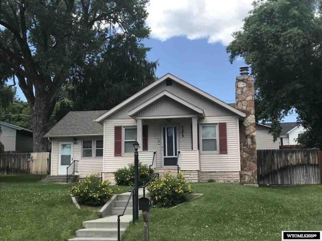 124 S Wyoming Avenue, Buffalo, WY 82834 (MLS #20193985) :: RE/MAX The Group