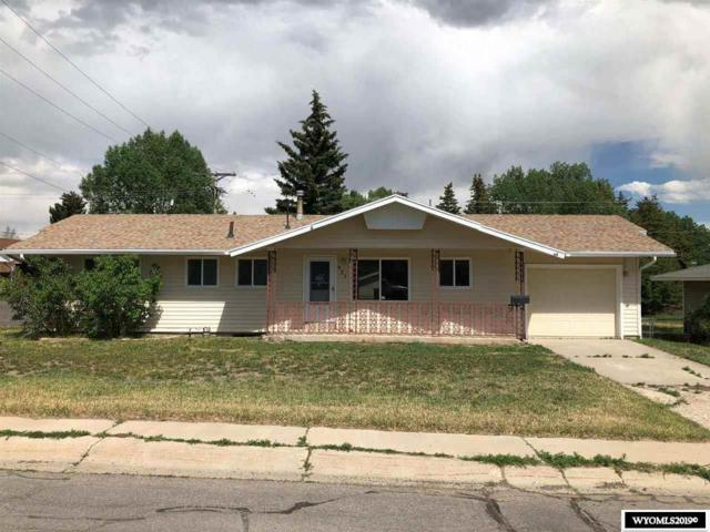 921 3rd West Ave., Kemmerer, WY 83101 (MLS #20193991) :: RE/MAX The Group