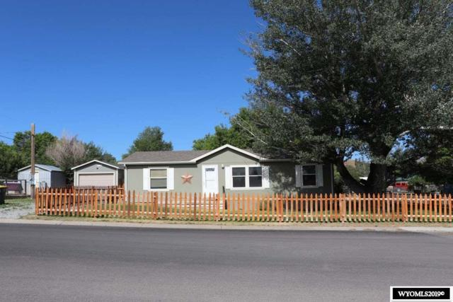 402 W Davis, Rawlins, WY 82301 (MLS #20193992) :: Lisa Burridge & Associates Real Estate