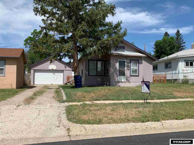 1028 8th Street, Rawlins, WY 82301 (MLS #20194004) :: RE/MAX The Group