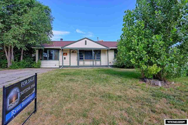 136 S Iowa Avenue, Casper, WY 82609 (MLS #20194006) :: Lisa Burridge & Associates Real Estate