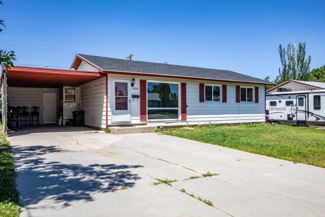 1252 Lincoln Avenue, Rock Springs, WY 82901 (MLS #20194013) :: Lisa Burridge & Associates Real Estate