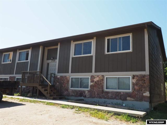 758 S 4th, Glenrock, WY 82637 (MLS #20194025) :: RE/MAX The Group