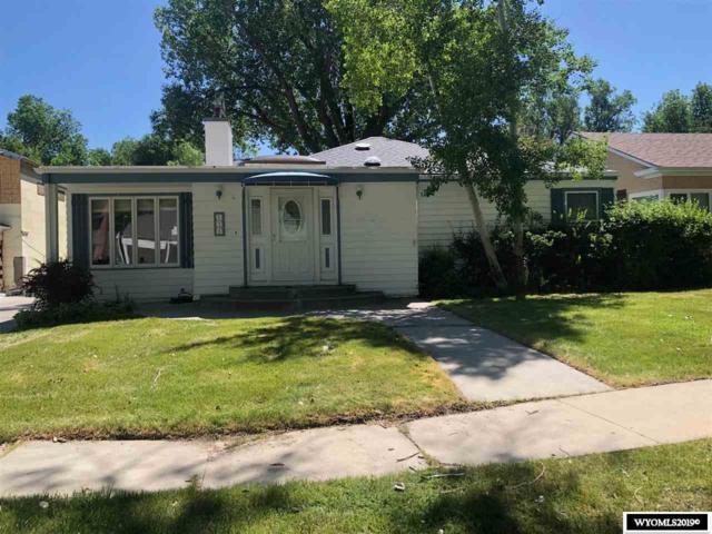 1741 S Walnut, Casper, WY 82601 (MLS #20194061) :: Lisa Burridge & Associates Real Estate