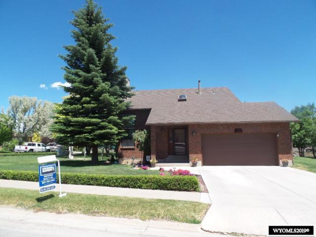 606 Herschler Ave, Evanston, WY 82930 (MLS #20194062) :: RE/MAX The Group