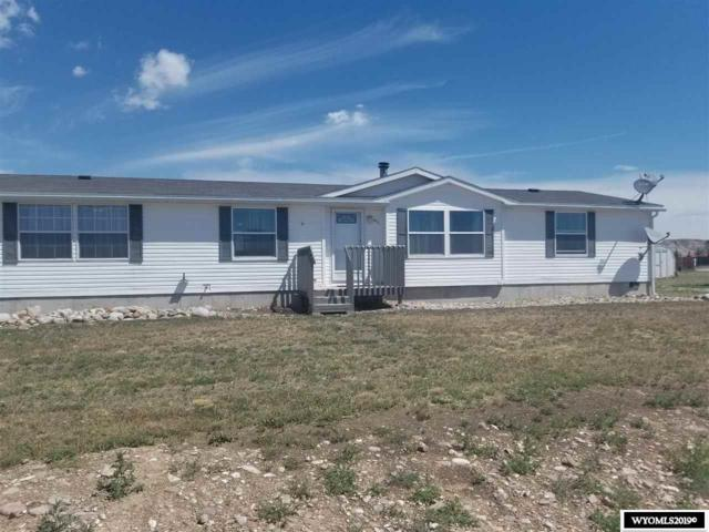911 E Second Street, Marbleton, WY 83113 (MLS #20194065) :: RE/MAX The Group