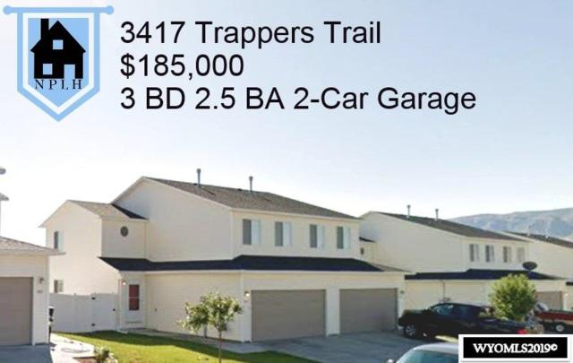 3417 Trappers Trail, Casper, WY 82604 (MLS #20194069) :: RE/MAX The Group