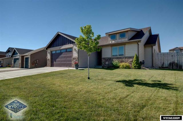 717 Camp Davis Circle, Evansville, WY 82636 (MLS #20194073) :: Real Estate Leaders