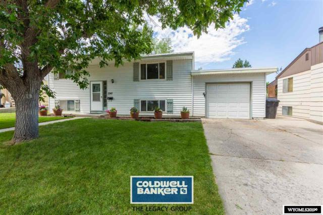 1240 S Forest Drive, Casper, WY 82609 (MLS #20194081) :: RE/MAX The Group