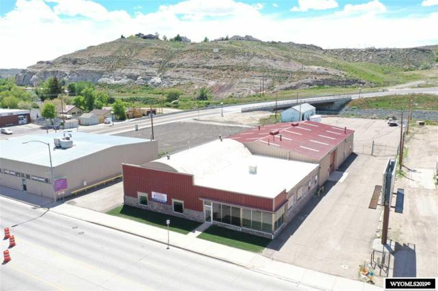 88 Center Street, Rock Springs, WY 82901 (MLS #20194083) :: Lisa Burridge & Associates Real Estate