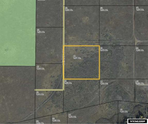 Lot 48 Long Creek Subdivision, Dubois, WY 82513 (MLS #20194100) :: RE/MAX The Group