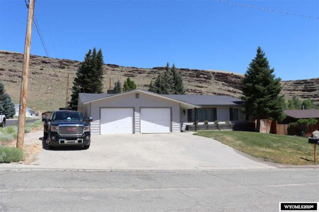 417 W Larsen Street, Rawlins, WY 82301 (MLS #20194101) :: RE/MAX The Group