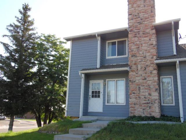 6321 Buckboard  #D, Casper, WY 82604 (MLS #20194102) :: Real Estate Leaders