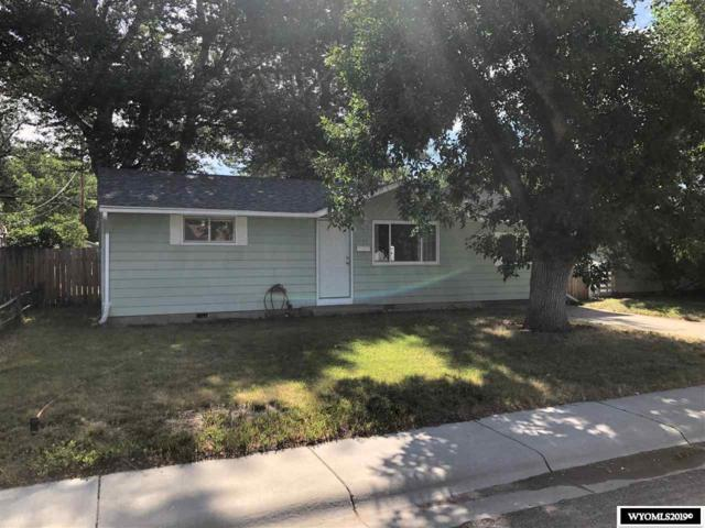 1537 Brigham Young, Casper, WY 82604 (MLS #20194124) :: Real Estate Leaders