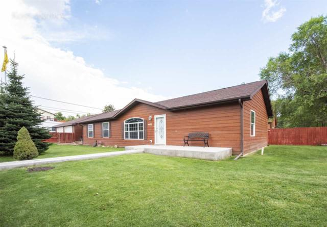 401 S 6th Street, Douglas, WY 82633 (MLS #20194128) :: Lisa Burridge & Associates Real Estate