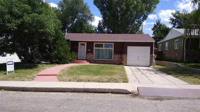 1625 S Pine Street, Casper, WY 82604 (MLS #20194137) :: RE/MAX The Group