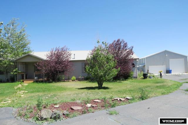 3475 Colter Drive, Riverton, WY 82501 (MLS #20194144) :: Lisa Burridge & Associates Real Estate